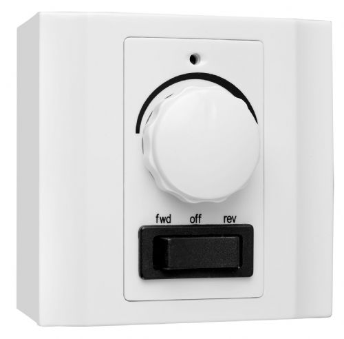 Eurofans Wall Control (Option 3, controls upto 5 fans in forward & reverse mode) 331674